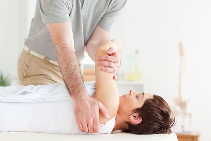 Chiropractor adjustment near me