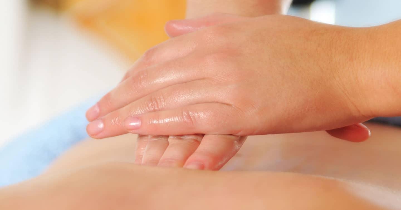 therapeutic massage photo