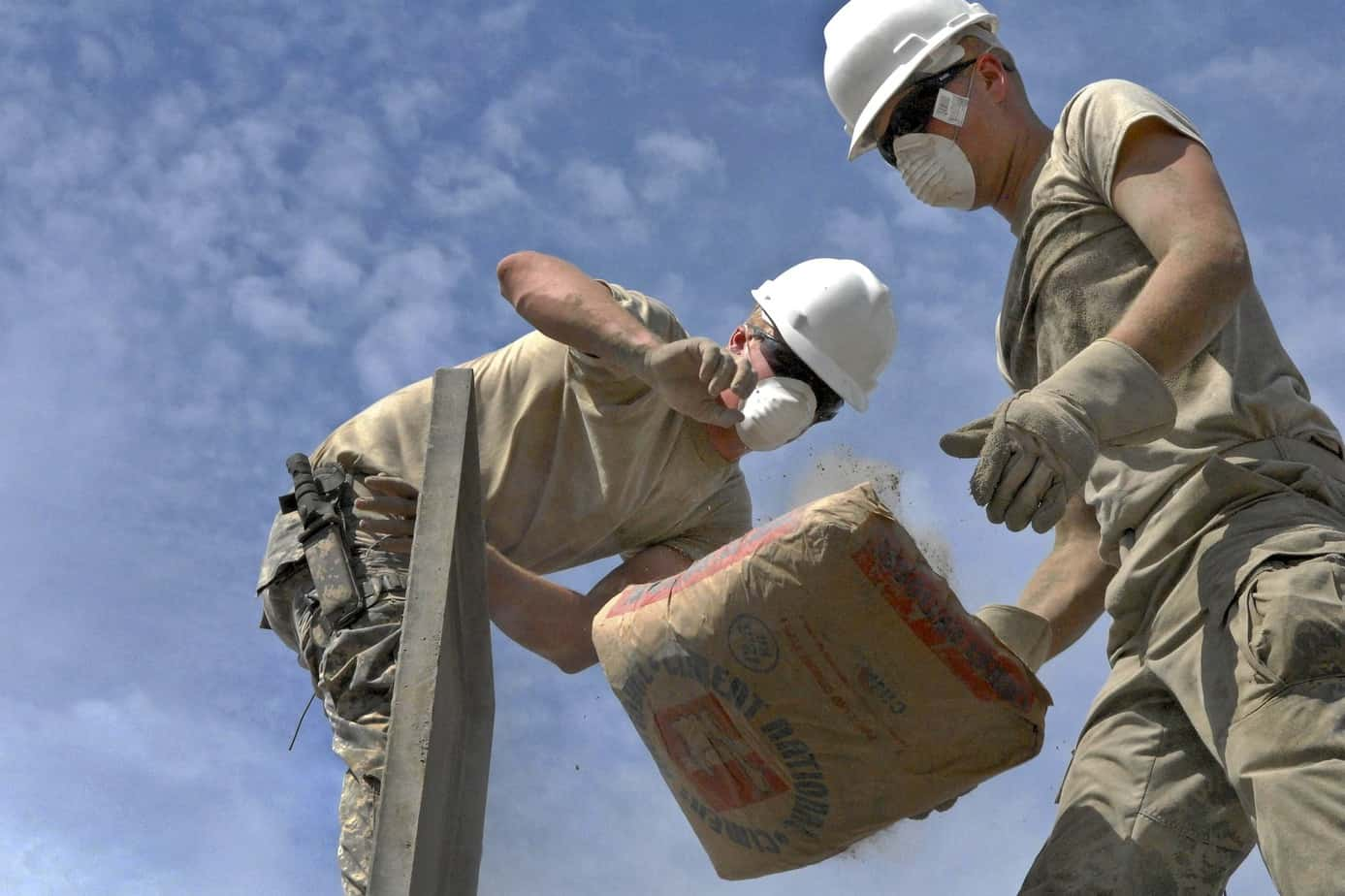 construction workers photo